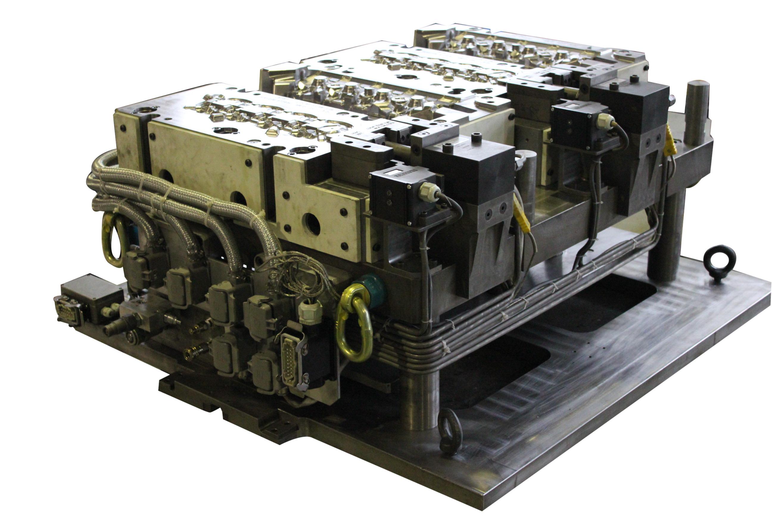 开发汽车发动机缸体,缸盖低压铸造及重力铸造模具,扩大企业规模,投资