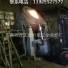 可倾式铝合金熔解保温炉
