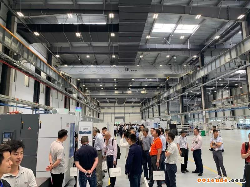 """巨浪集团根植中国,""""太仓未来工厂""""盛大开业"""