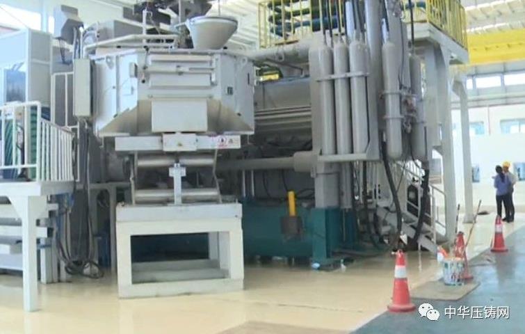 【简讯】布勒4400吨冷室卧式压铸单元在广东鸿图科技园投产;艾斯迪轻量化新材料技术高精密汽车零部件制造、研发及区域总部项目