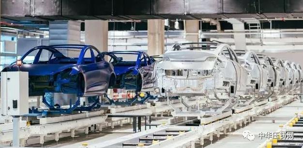 【简讯】工信部拟降低新能源汽车生产技术标准门槛;中信戴卡复工复产;特斯拉成中国第五大电动汽车制造商