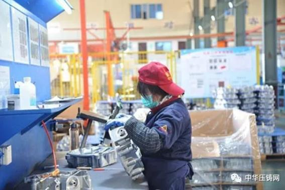 【简讯】斯贝科技复工首批外贸铝压铸配件出口美国;联诚精密:2019年实现净利润4610万元;云达金属压铸配件项目线上成功签约