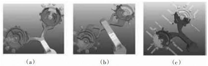 铝合金零件压铸关键技术的分析