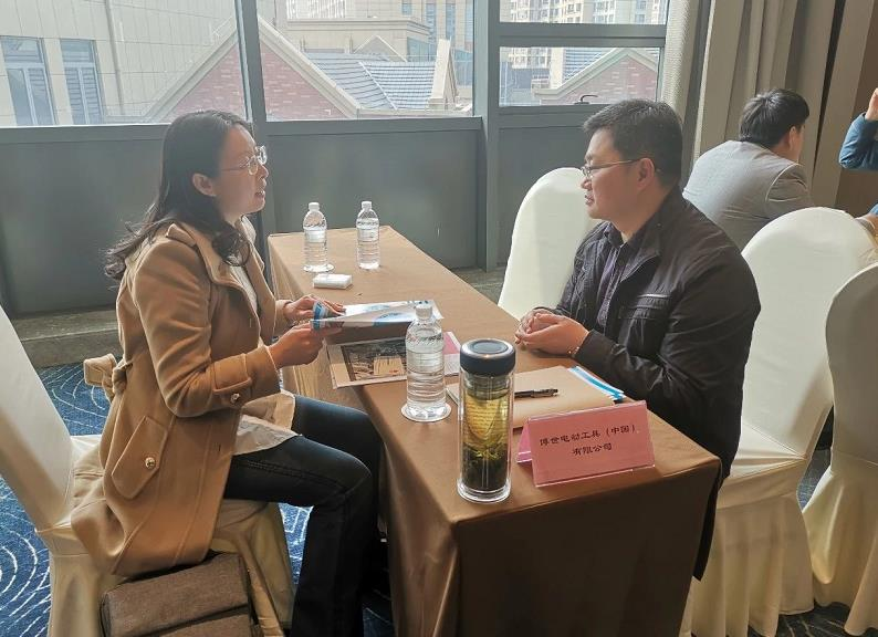 2019中华压铸网春季采购会圆满落幕