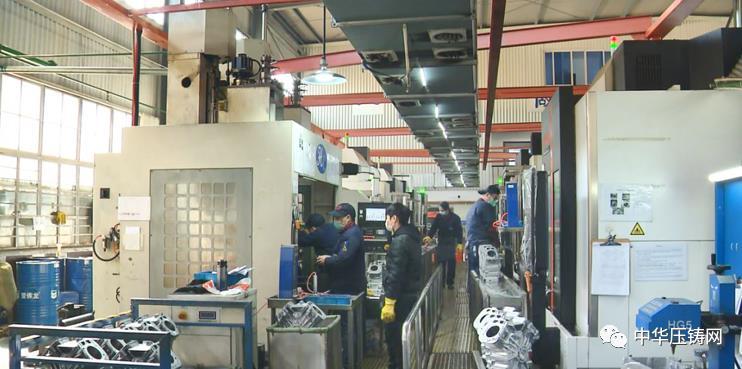 斯贝科技压铸新工厂招聘信息