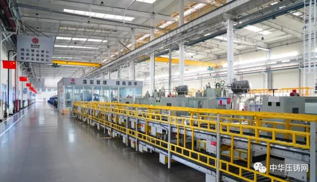 【特讯】永创铝业25亿元投建铝锭及压铸生产线;戴卡兴龙实施压铸单机效率提升项目;瑞腾新能源汽车生产基地11月将具备量产条件