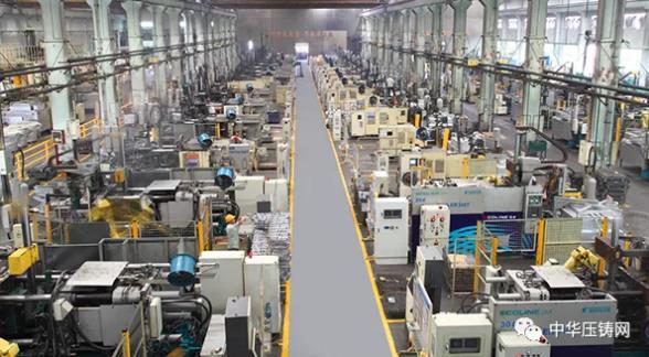 【特讯】文灿股份前三季度净利同比增长57%;海天金属全球应用中心首件下线;惠正机械压铸智能化改造提效率