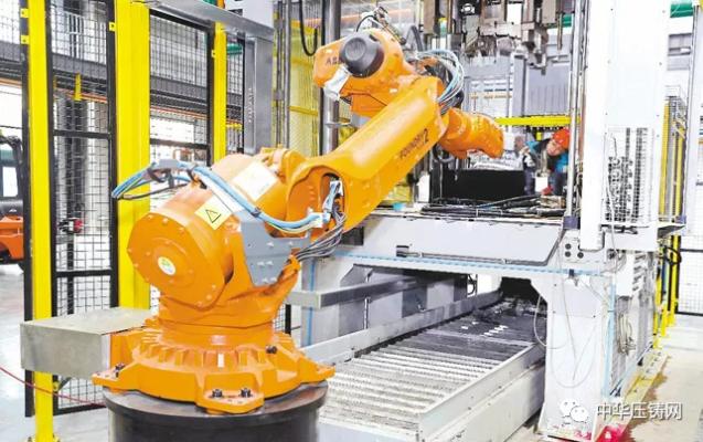 【特讯】宁波瑞立压铸数字化车间即将建成;山东锦尔泰为山东重工城生产发动机机体;德志为北京奔驰供货产品样件下线