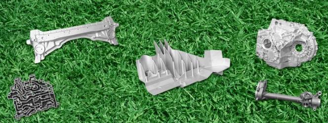 【特讯】江苏文灿新能源车轻量化一期项目量产;今飞集团再生铝及电动车铝轮项目开工;科森科技东台公司金属结构件项目开工