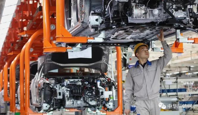 【特讯】德志日照生产基地拟增多台压铸机加设备扩产;万丰镁业副车架项目即将进入量产准备阶段